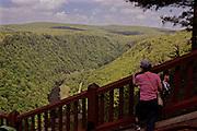 Northcentral Pennsylvania, Pine Creek Gorge, Pine Creek, Tioga County