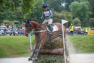 IMPERIAL TRUMP ridden by Polly Stockton at Bramham International Horse Trials 2016 at  at Bramham Park, Bramham, United Kingdom on 11 June 2016. Photo by Mark P Doherty.