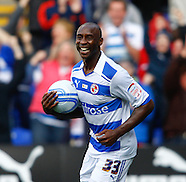 Reading v Leicester City 100312