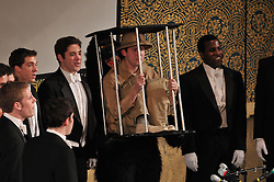 The 2009 Whiffs finally get to perform the Concert ... Century on a Spree: The Whiffenpoof Centennial (1909-2009)