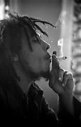 Bob Marley Spliff at Carlos Place