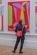 Hold Fast by Vanessa Jackson £9500 - The Royal Academy's 249th Summer Exhibition - co-ordinated by Eileen Cooper RA. The hanging committee will consist of Royal Academicians Ann Christopher, Gus Cummins, Bill Jacklin, Fiona Rae, Rebecca Salter and Yinka Shonibare. This year, the Architecture Gallery will be curated by Farshid Moussavi RA. The exhibition, sponsored by Insight Investment is open to the public 13 June – 20 August 2017. London 07 June 2017.