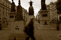 UK ENGLAND LONDON 23NOV11 - Street scene on Pall Mall in the West End, central London.....jre/Photo by Jiri Rezac....© Jiri Rezac 2011