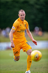Livingston manager Kenny Miller. Livingston 1 v 0 Annan Athletic, Scottish League Cup Group F, played 21/7/2018 at Prestonfield, Linlithgow.