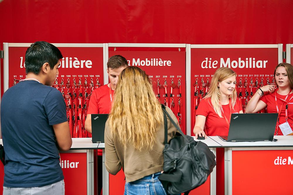 Sponsoren - Die Mobiliar. © Manu Friederich