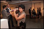 SUMI PERERA, KALEIDOSCOPE edition by  Yinka Shonibare-MBE  studio launch, Multiple Store,  Dalston,  2 October 2014.