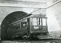 1909 Hollywood streetcar
