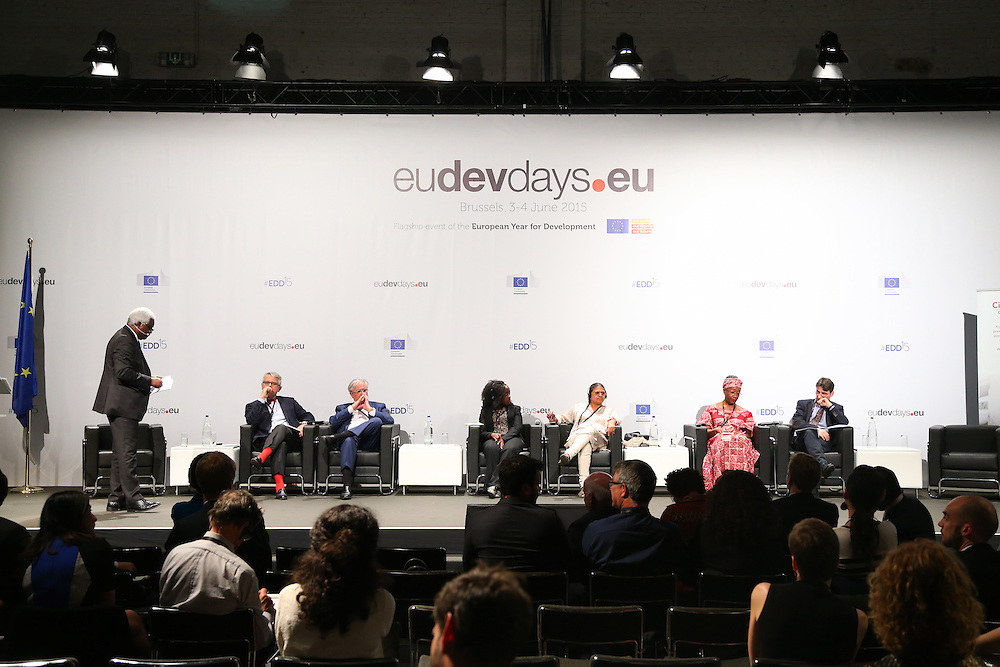 03 June 2015 - Belgium - Brussels - European Development Days - EDD - Urban - Sustainable cities - Good for the global North , but not the global South? © European Union