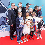 NLD/Amsterdam/20160117 - Premiere Woezel & Pip Op zoek naar de Sloddervos !, cast