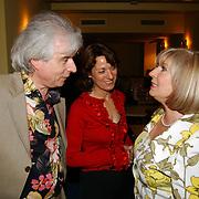 Radio 2 Gala vh Nederlandse Lied 2005, Boudewijn de Groot, partner Anja Bak en Willeke Alberti