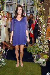 LISA SNOWDON at the launch party for the Mappin & Webb Regents Street branch at 132 Regent Street, London on 19th June 2007.<br /><br />NON EXCLUSIVE - WORLD RIGHTS