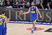 DESCRIZIONE : Eurolega Euroleague 2015/16 Group D Dinamo Banco di Sardegna Sassari - Maccabi Fox Tel Aviv<br /> GIOCATORE : Yogev Ohayon<br /> CATEGORIA : Passaggio<br /> SQUADRA : Maccabi Fox Tel Aviv<br /> EVENTO : Eurolega Euroleague 2015/2016<br /> GARA : Dinamo Banco di Sardegna Sassari - Maccabi Fox Tel Aviv<br /> DATA : 03/12/2015<br /> SPORT : Pallacanestro <br /> AUTORE : Agenzia Ciamillo-Castoria/L.Canu