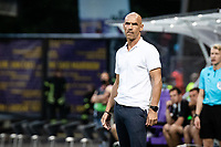 MARIBOR, Slovenia - SEPTEMBER 16: Thomas Letsch, head coach of Vitesse  during the UEFA Conference League match between Mura and Vitesse at Stadion Ljudski vrt on September 16, 2021 in Maribor, Slovenia