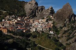 Castelmezzano/Basilicata/Italy
