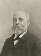 'Alvan Graham Clark 1832-1897), American astronomer and telescope maker, son of Alvan Clark. founder of Alvan Clark & Sons. Telescope and lens suppliers to leding world observatories.'