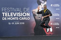 June 18, 2018 - Monte Carlo, Monaco - COLMAN DOMINGO of the series 'Fear the Walking Dead' attends a photocall during the 58th Monte Carlo TV Festival in Monte Carlo, Monaco.  (Credit Image: © Panoramic via ZUMA Press)