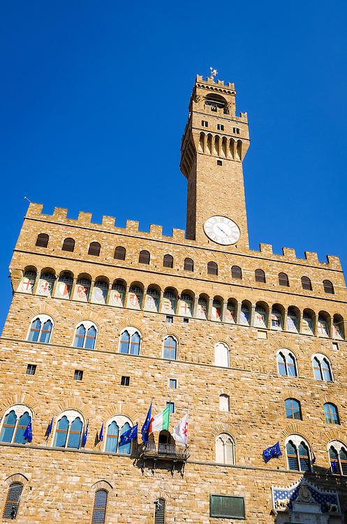 Loggia dei Lanzi (Loggia della Signoria) Florence, Tuscany, Italy