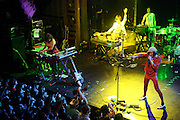 Photos of the band Of Montreal performing at Webster Hall, NYC. April 30, 2011. Copyright © 2011 Matthew Eisman. All Rights Reserved.