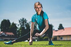 Athlete Marusa Mismas Zrimsek, on June 4, 2021 in Kamnik, Slovenia. Photo by Grega Valancic / Sportida.