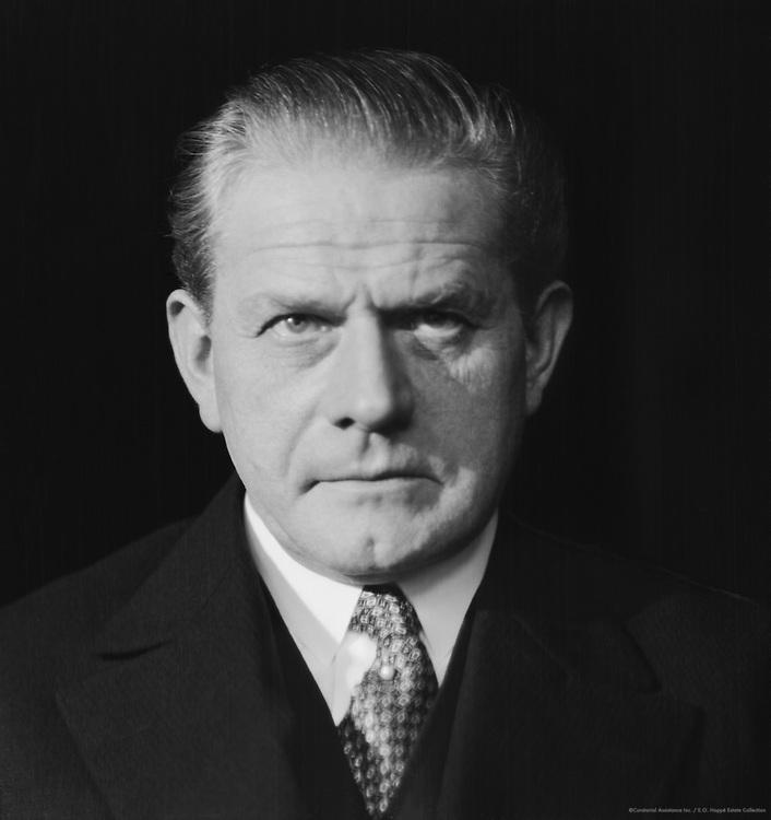 Friedrich Kayssler, actor, Germany, 1927