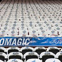 BASKET BALL - PLAYOFFS NBA 2008/2009 - LOS ANGELES LAKERS V ORLANDO MAGIC - GAME 3 -  ORLANDO (USA) - 09/06/2009 - .LOGO NBA FINALS 2009