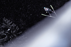 18.01.2019, Wielka Krokiew, Zakopane, POL, FIS Weltcup Skisprung, Zakopane, Qualifikation, im Bild Philipp Aschenwald (AUT) // Philipp Aschenwald of Austria during his Qualification Jump of FIS Ski Jumping World Cup at the Wielka Krokiew in Zakopane, Poland on 2019/01/18. EXPA Pictures © 2019, PhotoCredit: EXPA/ JFK