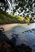 Sea Lodge Beach, Princeville, Hanalei, Kauai, Hawaii