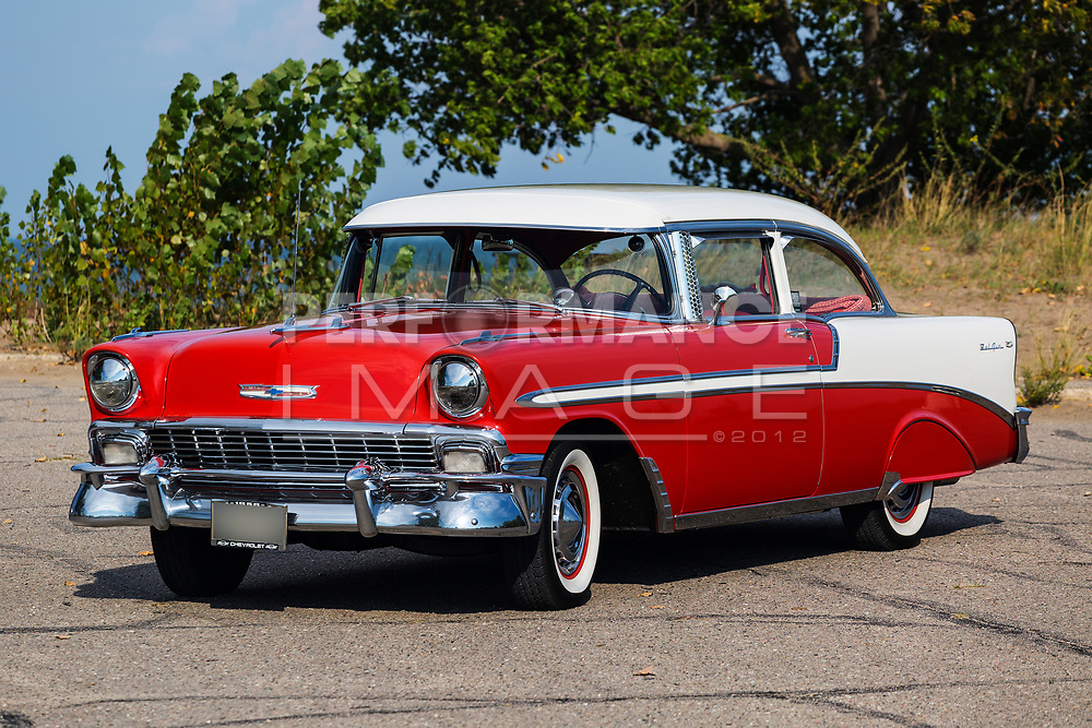 1956 Chevrolet Bel Air Two Door Hardtop