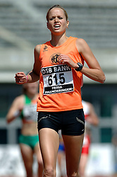 08-07-2006 ATLETIEK: NK BAAN: AMSTERDAM<br /> 5000 meter - Selma Borst          <br /> ©2006-WWW.FOTOHOOGENDOORN.NL