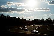 October 1, 2016: IMSA Petit Le Mans, Racing action at Petit Le Mans