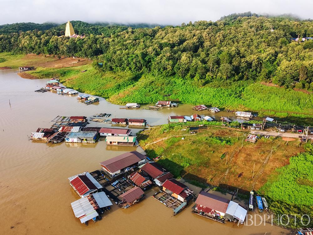 DCIM\102MEDIA\DJI_0415.JPG Sangkhlaburi, Kanchanaburi, Thailand