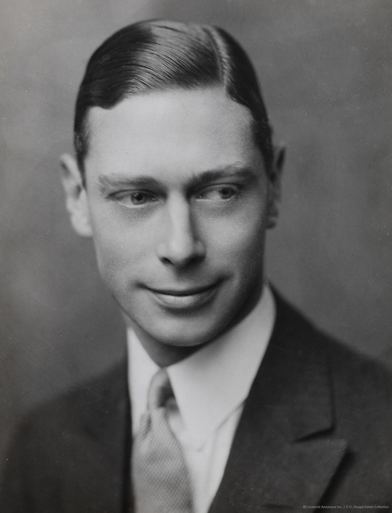 Royal Family: King George VI, H.R.H. Duke of York, England, UK, 1923