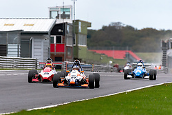 Andrew Wheals pictured while competing in the F1000 Championship. Picture taken at Snetterton on October 17/18, 2020 by 750 Motor Club photographer Jonathan Elsey