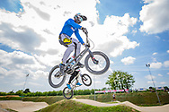 2021 UCI BMXSX World Cup 1&2<br /> Verona (Italy)<br /> Friday Practice<br /> WE + WU<br /> ^me#74 FURLAN, Mattia (ITA, ME) Stay Strong