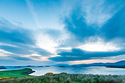View to Clew Bay, County Mayo, Ireland