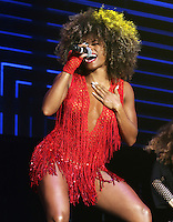 Fleur East, Girlguiding Big Gig 2016, SSE Arena Wembley, London UK, 02 July 2016, Photo by Brett D. Cove