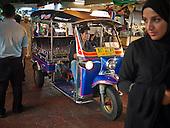 Soi Arab in Bangkok