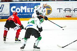 KOREN Gal during Alps League Ice Hockey match between HDD SIJ Jesenice and HK SZ Olimpija on January 2, 2021 in Ice Arena Podmezakla, Jesenice, Slovenia. Photo by Peter Podobnik / Sportida