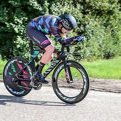 31-08-2017: Wielrennen: Boels Ladies Tour: Roosendaal  Mieke Kroger