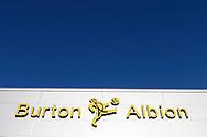 Stadium shot during the EFL Sky Bet Championship match between Burton Albion and Wigan Athletic at the Pirelli Stadium, Burton upon Trent, England on 14 January 2017. Photo by Richard Holmes.