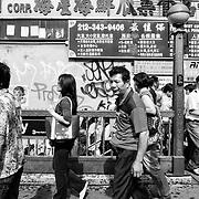 Chinatown - Grand Street