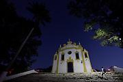 Fernando de Noronha_PE, Brasil.<br /> <br /> Igreja Nossa Senhora dos Remedios em Fernando de Noronha, Pernambuco.<br /> <br /> Nossa Senhora dos Remedios church in Fernando de Noronha, Pernambuco.<br /> <br /> Foto: JOAO MARCOS ROSA / NITRO