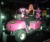 Jodie Western at the Launch of the  Junkyard Golf Club Worship Street   London 5th dec 2019 photo by Brian Jordan