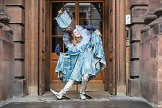 College of Art Performance Costume Show, Edinburgh, 4 April 2019