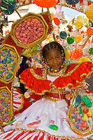 Children's carnival, Trinidad Carnival, Port of Spain, Trinidad & Tobago