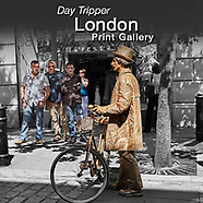 DAY TRIPPER - LONDON- Street People Photo Art Series by Photographer Paul E Williams