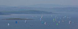 Day three of the Silvers Marine Scottish Series 2016, the largest sailing event in Scotland organised by the  Clyde Cruising Club<br /> Racing on Loch Fyne from 27th-30th May 2016<br /> <br /> Round Inch race fleet by Skate Island<br /> <br /> Credit : Marc Turner / CCC<br /> For further information contact<br /> Iain Hurrel<br /> Mobile : 07766 116451<br /> Email : info@marine.blast.com<br /> <br /> For a full list of Silvers Marine Scottish Series sponsors visit http://www.clyde.org/scottish-series/sponsors/