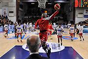 DESCRIZIONE : Campionato 2015/16 Serie A Beko Dinamo Banco di Sardegna Sassari - Consultinvest VL Pesaro<br /> GIOCATORE : D.J. Shelton<br /> CATEGORIA : Tiro Penetrazione Sottomano Riscaldamento Before Pregame<br /> SQUADRA : Consultinvest VL Pesaro<br /> EVENTO : LegaBasket Serie A Beko 2015/2016<br /> GARA : Dinamo Banco di Sardegna Sassari - Consultinvest VL Pesaro<br /> DATA : 23/11/2015<br /> SPORT : Pallacanestro <br /> AUTORE : Agenzia Ciamillo-Castoria/L.Canu