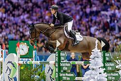 BRASH Scott (GBR), Hello Senator<br /> Genf - CHI Geneve Rolex Grand Slam 2019<br /> Rolex Grand Prix - Stechen<br /> Internationale Springprüfung mit Stechen<br /> International Jumping Competition 1m60<br /> Grand Prix Against the Clock with Jump-Off<br /> 15. Dezember 2019<br /> © www.sportfotos-lafrentz.de/Stefan Lafrentz