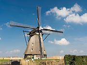 kinderdijk Windmill, The Netherlands.